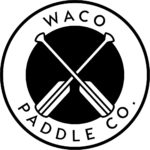 Waco Paddle Co. Logo Circle